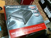 PIONEER ELECTRONICS Car Amplifier GM-D8604